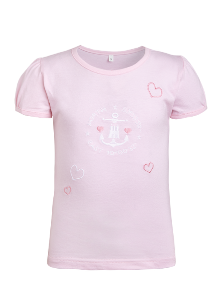 T-Shirt SWEET Girl Rosa
